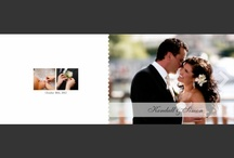 {DIY Wedding Albums} / DIY Wedding Albums - Choose from hundreds of FREE templates to customize the look of your wedding album. Professional quality printing on archival photographic paper with panoramic spreads. Your wedding photos deserve more than just sitting on your hard drive. Make your wedding album today!