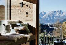 fjell hytte