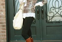 Women's Fashion that I love / by Angela Nelson