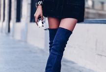 SHOE STYLES TO BUY THIS FALL / Over The Knee Boots, Casual Fall Boots, Dressy Fall Boots, Fall Pumps, Fall Flats