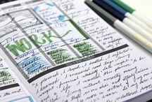Planner ideas: Creativity
