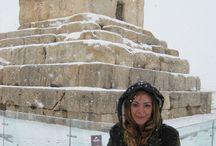 Tomba di Ciro, pasargade