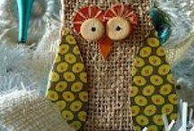 Crafts-Owls