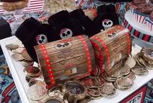 Jake and The Neverland Pirates / Party ideas, DIY crafts, and food for your Neverland party!