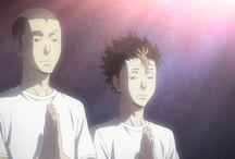Haikyuu! (Tanaka/Nishi)
