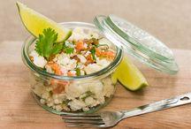 Foodette - Retour de pêche / Retrouvez toutes les recettes Foodette à base de poisson