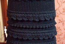 Вязание одежды