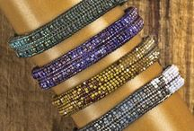 Bead weaving ideas / by Sharah Blankenship