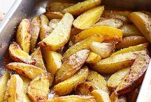 Recept / Aardappel recept