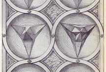 Sacred geometry - inspirace
