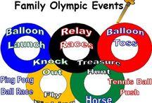 Summer Camp Ideas: Olympics