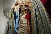 Ntra Señora de la Merced vestida para la Inmaculada