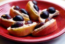 Healthy Snacks / by Joelle Yamada