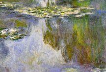 Monet / Schilderijen