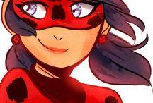 Ladybug and ChatNoir
