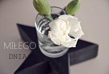 My flowers / kwiaty,  dekoracje, opis,