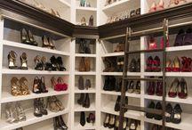 Closet Design by Sarah Petersen / Closet organization