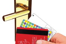 Hotel Card Printing / http://www.allstateprint.com/products/hotel-card-printing.html