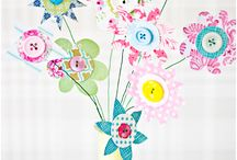 Dekoracja klatki - wiosna