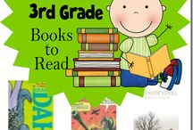 3rd grade / by Brittany Potts