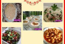 Ramazan İftar Menüleri 2016 / Ramazan ayında iftar da ne yemek yapsam diye düşünen takipçilerimiz için iftar menüsü önerilerimiz