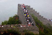 China Marathon Holiday / May 2016 Great Wall Marathon