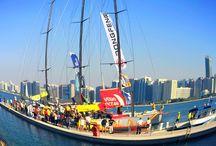 Volvo Ocean Race 2014-2015 / by Visit Abu Dhabi