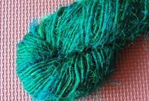 Amber Threads Yarn