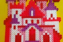 Hama Beads - Edifici