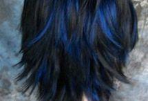 Алиса цвет волос