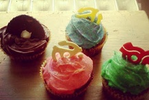 Cupcakes / by Agnes Chung