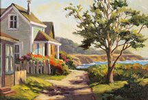 Mendocino County Art / From sculpture to watercolors Mendocino County is an artist haven
