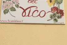 """LUOGO DA VISITARE """"LA CASA DEL VICO"""" / Appartamenti per vacanze"""