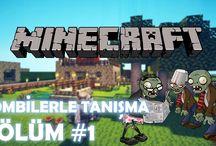 Minecraft Öğreniyorum / Minecraft oyun videoları.