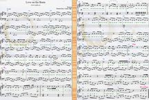 Partitions musicales