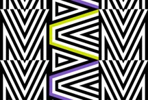 #mymcmart Monograms / Visionary artist Tobias Rehberger created a unique illustrated alphabet to celebrate the 40th anniversary of MCM. Create your monogram and share it with the world.