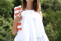 Karen P. veste (n-1) couture / Follow Karen P. by LeiCHIC wearing (n-1) couture's summer 2013 collection l'ethique.