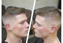 Doug's Men haircut suggestions / Pinterest pins of men's haircuts that I like.