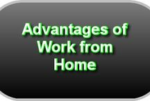 Work from Home / Work from home tips and ideas...