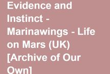 Life On Mars Fic Rec
