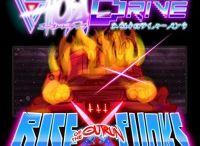 outrun, retrowave, darksynth, retrocyberpunk