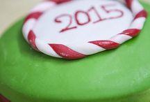 #christmas cake ideas / Ιδέες για...εναλλακτικές βασιλόπιτες!