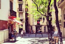 BCN - 'El Born' / A vintage neighbourhood in Barcelona!