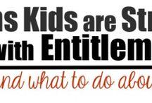 Train up a child / Parenting