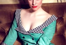 Pin up and rockabilly