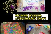 Nursery Rhyme Theme - Incy Wincy Spider