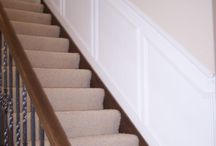 Stairways / by Carrie {Hooked on Decorating}