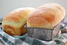 Recipes  - Breads and doughs