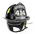 Firefighter Helmets & Accessories / Welcome to the Helmet Warehouse with more than 3,000 firefighter helmets in-stock! Classic leathers, cutting edge composites, and special application firefighter helmets. We have what you need when it comes to parts and accessories; front holders, bands, trim, eye protection, helmet lighting options, decals and even Gold Leaf Shields!
