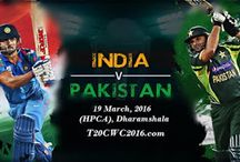 creativethinking: Another battle of the Cricket: India Vs Pak T-20 World Cup